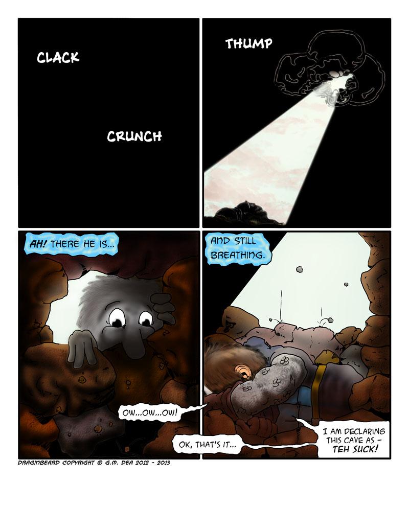 Draginbeard Chp 3, pg 1